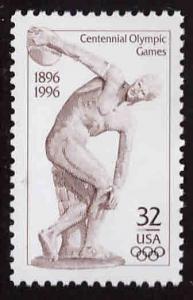 USA Scott 3087 MNH** Olympic Games centennial 1996