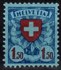Switzerland #202 F-VF Unused CV $55.00  (P41)