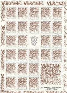 Croatia mints sheets and stamps