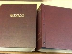 Mexico, Two Album Collection 1919 - 2010 Mint & Used Mounted