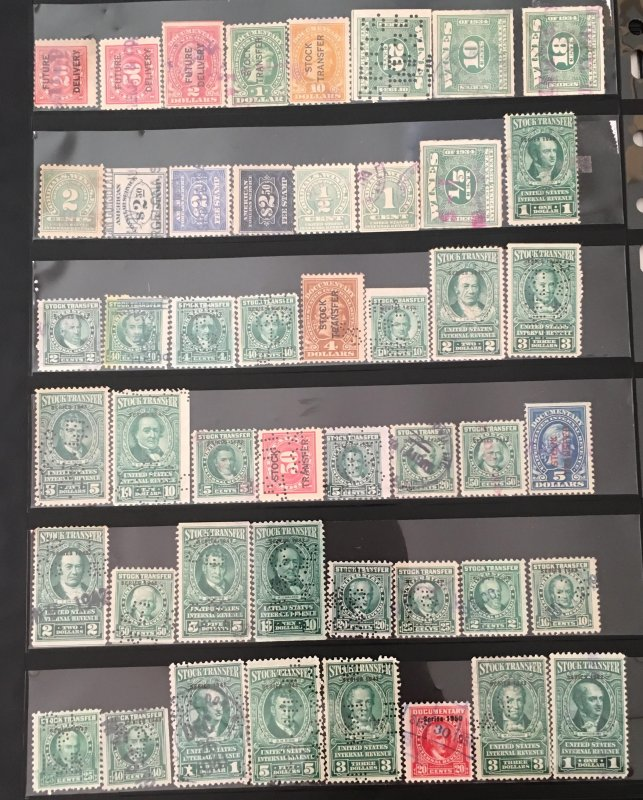 Small Collection - Used Revenues