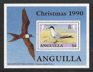 Anguilla 829 1990  S/S  VF  NH