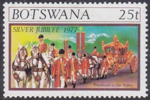 Botswana 1977 SG392 MNG