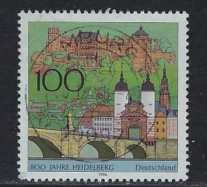 Germany Bund Scott # 1934, used