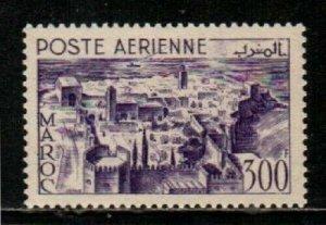 French Morocco Scott C40 Mint NH (Catalog Value $24.00)