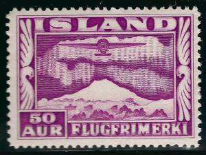 Iceland C18 Mint OG F-VF SCV $4.00...Consider before prices rise!