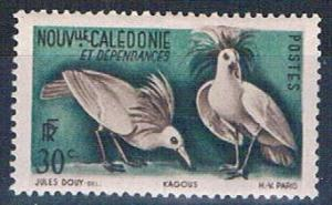 New Caledonia 277 MNH Kagus Bird (N0593)+