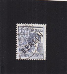 Germany-Berlin: Sc #9N15, Used (S18421)