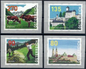 2019 Austria Definitives, Dispencer-Stamps, 6. Edition, VF/MNH, BRANDNEW!