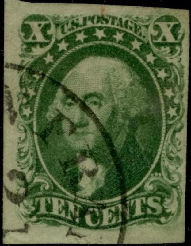 #15 VF USED WITH BLACK TOWN CANCEL CV $160.00 BQ313