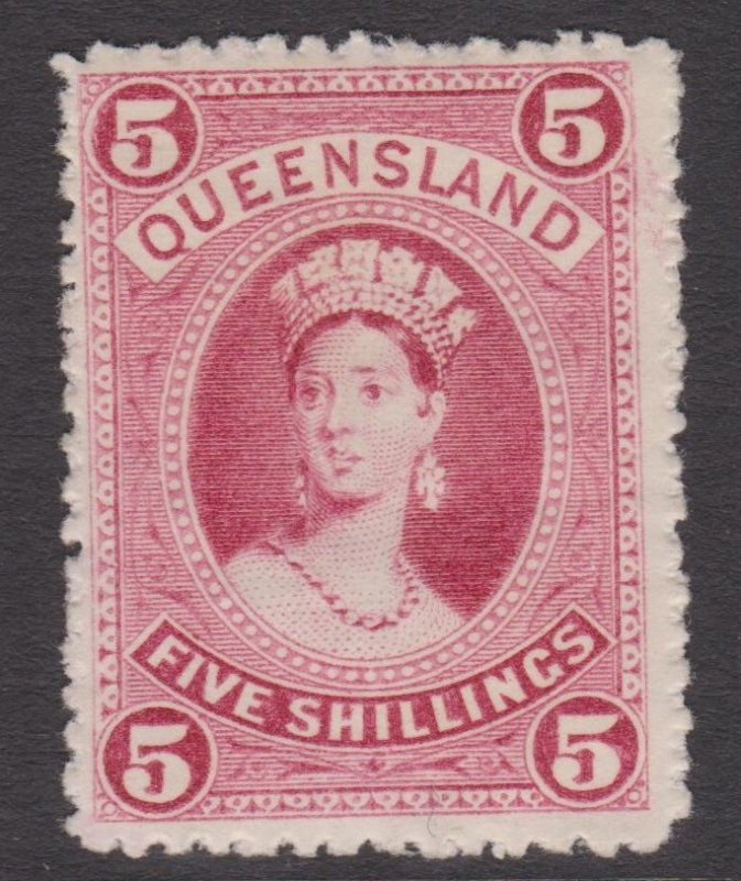 Queensland Sc#81 MLH