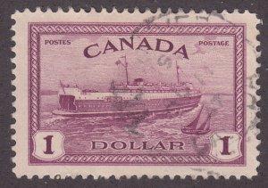 Canada 273 Train Ferry 1946