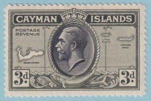 CAYMAN ISLANDS 91 MINT NEVER HINGED OG *  NO FAULTS EXTRA FINE!
