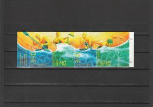 Finland  Scott#  1008a  MNH Complete Booklet  (1996 Summer Olympics)