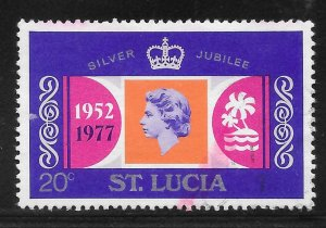 St Lucia Used [4162]