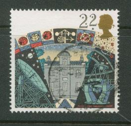 Great Britain QE II  SG 1522 VFU