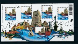 [16539] Netherlands 2006 Beautifull Holland Woudrichem Fish Sheet MNH NVPH 2421
