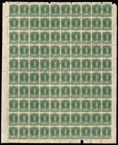 NOVA SCOTIA 11  Mint (ID # 106126)- L