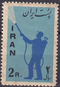 Iran #1157  F-VF Unused CV $3.00 (A19331)