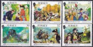 Jersey #516-21  MNH  CV $4.70 (Z3964)