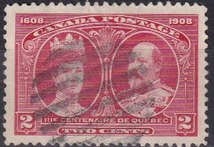 Canada #98   F-VF Used CV $3.00 (Z2979)