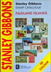 Stanley Gibbons SG Stamp Catalogue FALKLAND ISLANDS in Colour 2nd. Edition 2004