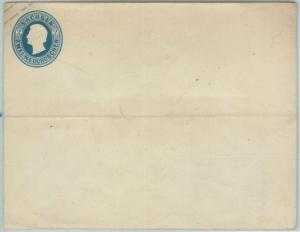 66760 - GERMANY  Sachsen - Postal History - STATIONERY COVER : U2 B
