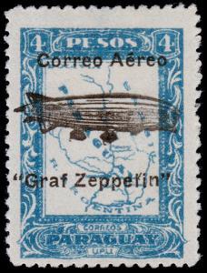 Paraguay Scott C55 (1931) Mint LH VF