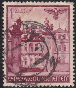 Poland N71 USED