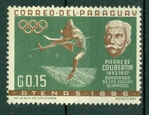 Paraguay - Scott 736 MNH (SP)