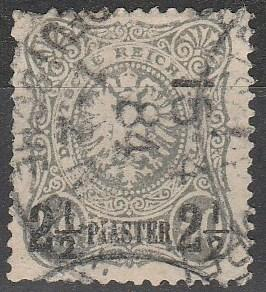 Germany Offices In Turkey #6  Used CV $140.00 (A16809)