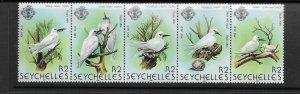 BIRDS - SEYCHELLES #468   MNH
