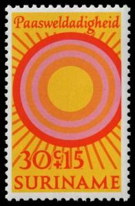 Suriname - Scott B176 - Mint-Never-Hinged