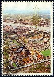 Bicentenary of Bangkok, Thai Capital, Thailand SC#984 used