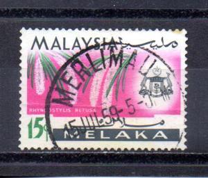 Malaysia - Malacca 72 used