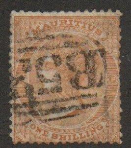 Mauritius 39 Used