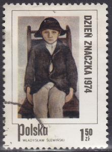 Poland 2061 The Orphin of Poronin 1.50zł 1974