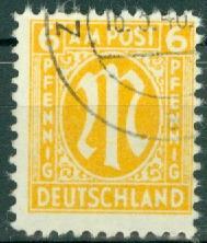 Germany - Allied Occupation - AMG - 3N5