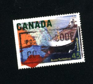 Canada #1595   -1    used VF 1996  PD