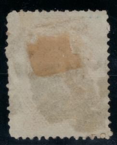 Brazil Stamp Scott #60, Used - Free U.S. Shipping, Free Worldwide Shipping Ov...