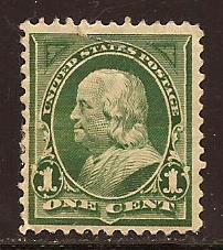 U. S.  #  279  Mint