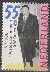 Netherlands #684  MNH  (S3429)