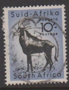 South Africa Sc#213 Used