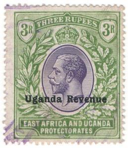(I.B) KUT Revenue : Uganda Duty 3R