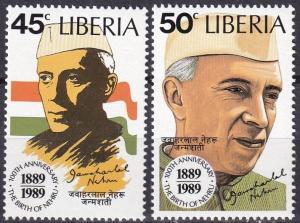 Liberia #1133-4 MNH CV $4.75 (A19191)