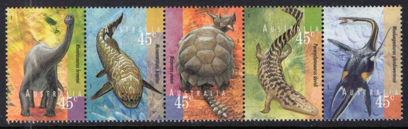Australia 1616a Dinosaurs MNH VF