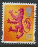 GB Regional Scotland 1st Class  SG S110 SC#20 Used Scottish Lion  see details