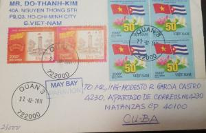 L) 2011 VIETNAM, THE 55 YEAR DIPLOMATIC RELATIONS BETWEEN VIETNAM AND CARIBBEAN