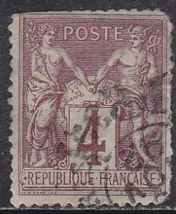 France 90 Peace and Commerce 1877