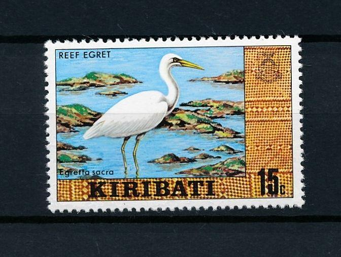 [40992] Kiribati 1979 Birds Vögel Oiseaux Ucelli  from set MNH